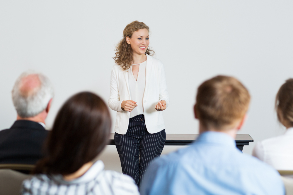 business-woman-giving-lecture